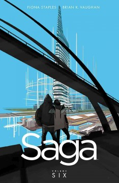 Saga Volume 6 - Brian K. author Vaughan