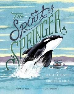 Spirit of Springer : The Real-Life Rescue of an Orphaned Orca - Amanda; Hastings Abler