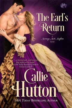 The Earl's return - Callie Hutton