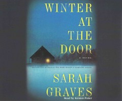 Winter at the Door : A Lizzie Snow Mystery - Sarah Graves