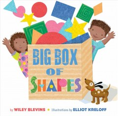 Big box of shapes - Wiley Blevins