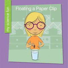Floating a paper clip - Brooke Rowe