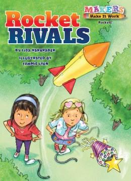 Rocket rivals - Lisa Harkrader