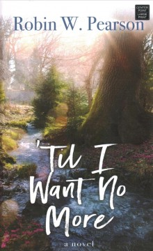 'Til I want no more : a novel - Robin W Pearson