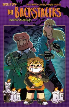 The Backstagers. James Tynion IV. Volume 1, Halloween intermission - James Tynion