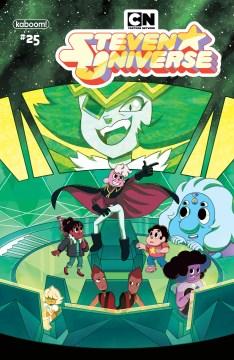 Steven Universe. Terry Blas. Issue 25 - Terryauthor Blas
