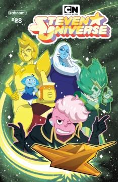 Steven Universe. Issue 28. - Jeremy Sorese