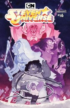 Steven Universe. Issue 13 - Grace author Kraft