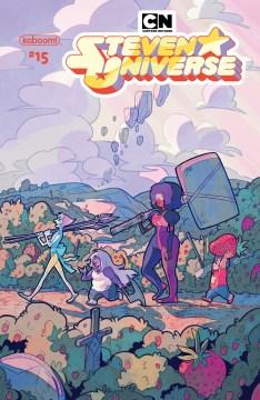 Steven Universe. Issue 15 - Grace Kraft