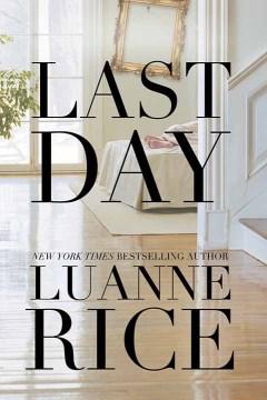 Last day - Luanne Rice