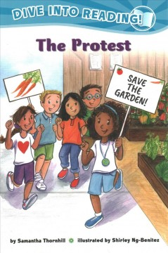 The protest - Samantha Thornhill
