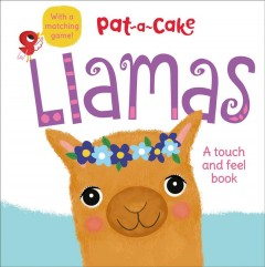 Llamas : a touch-and-feel book