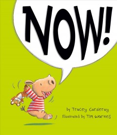 Now! - Tracey Corderoy