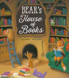 Bear's house of books - Poppy Bishop