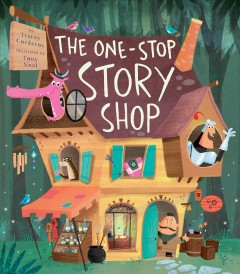 One-stop story shop - Tracey Corderoy