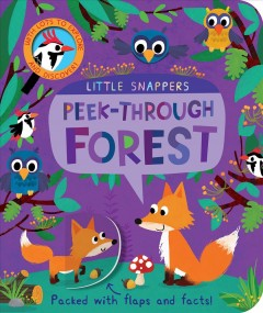 Little snappers peek-through forest - Jonathan Litton