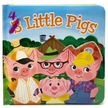 4 little pigs - Carmen Crowe