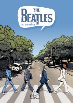 The Beatles in comics. - Michels Mabel
