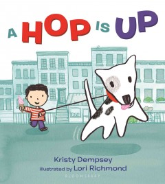 A hop is up - Kristy Dempsey