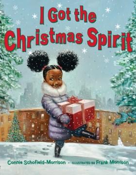 I got the Christmas spirit - Connie Schofield-Morrison