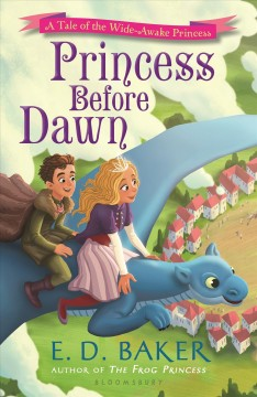 Princess before dawn - E. D Baker