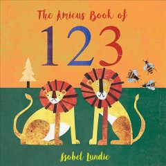 The Amicus book of 123 - Isobel Lundie