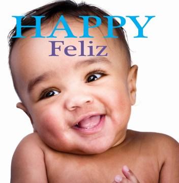Happy = Feliz