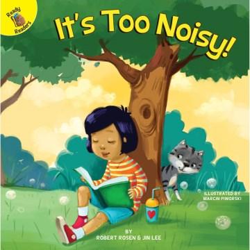It's too noisy! - Robert Rosen