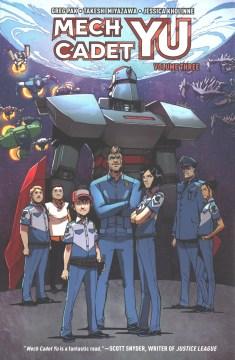 Mech Cadet Yu 3 - Greg; Miyazawa Pak