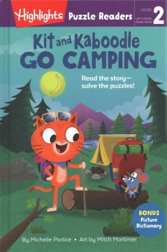 Kit and Kaboodle go camping - Michelle Portice
