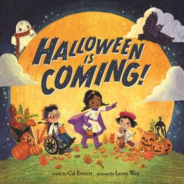 Halloween is coming! - Cal Everett