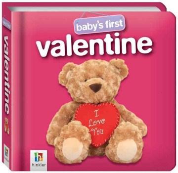 Baby's first Valentine.
