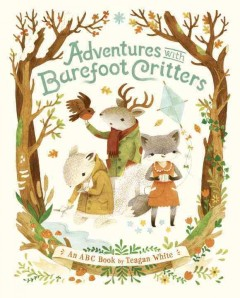 Adventures with barefoot critters - Teagan White