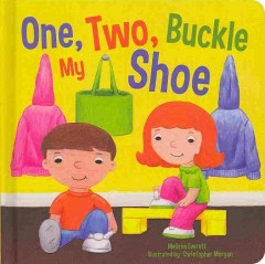One, two, buckle my shoe - Melissa(Author) Everett