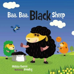 Baa, baa, black sheep - Melissa Everett
