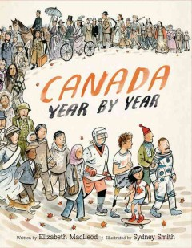 Canada year by year - Elizabeth MacLeod