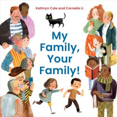 My family, your family! - Kathryn Cole