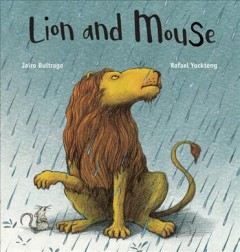 Lion and mouse - Jairo Buitrago