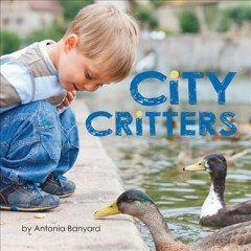 City critters - Antonia Banyard
