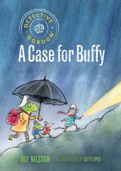 A case for Buffy - Ulf Nilsson