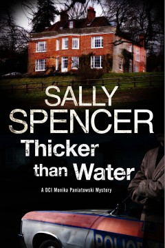 Thicker than water - Sally Spencer