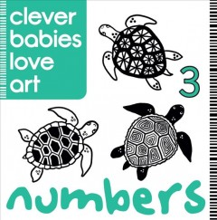 Clever babies love art : Numbers.