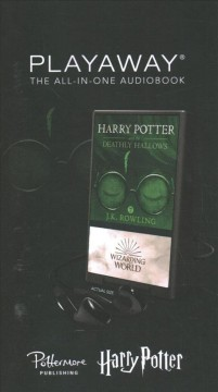 Harry Potter and the deathly hallows - J. K Rowling