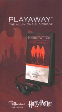 Harry Potter and the Order of the Phoenix - J. K Rowling