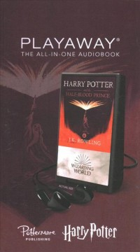 Harry Potter and the half-blood prince - J. K Rowling