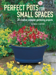 Perfect pots for small spaces : 20 creative container gardening projects - George Carter