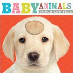 Baby Animals touch and feel - Rosie Greening