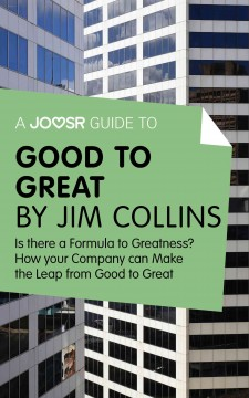 Good to great jim collins global search westerville public library a joosr guide to good to great by jim collins why some companies make the fandeluxe Image collections