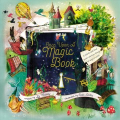 Once upon a magic book - Lily Murray