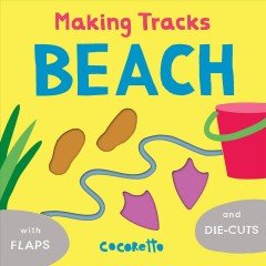 Beach - illustrator Cocoretto(Joint pseudonym)